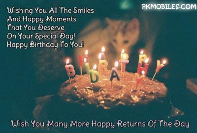 wish you many more happy returns of the day pkmobilescom